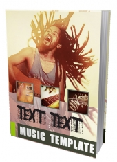 Music Ebook Template eBook with Private Label Rights