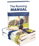The Running Manual eBook with private label rights
