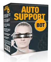 Auto Support Bot Software with Master Resell Rights