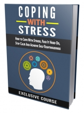 Coping with Stress Exclusive eBook with private label rights