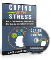 Coping With Stress Video Upgrade Video with Master Resell Rights