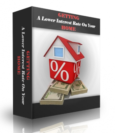 Getting A Lower Interest Rate On Your Home Articles