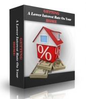 Getting A Lower Interest Rate On Your Home Articles Free PLR Article with private label rights