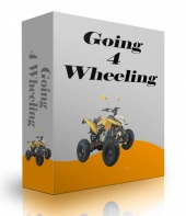 25 Going 4 Wheeling Articles Free PLR Article with private label rights