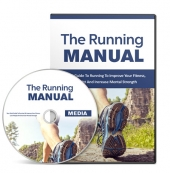 The Running Manual GOLD Video with Master Resell Rights