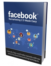 FB Remarketing 2.0 Made Easy Video with Personal Use Rights