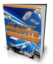 List Traffic Profits Video with Master Resell Rights