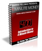 4 Minute Money Report eBook with Giveaway Rights