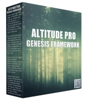 Altitude Pro Genesis FrameWork Template with Personal Use Rights/Developers Rights