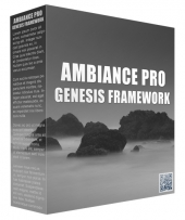 Ambiance Pro Genesis FrameWork Template with Personal Use Rights/Developers Rights