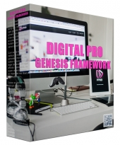 Digital Pro Genesis FrameWork Template with Personal Use Rights/Developers Rights