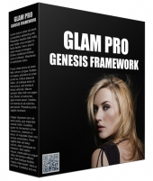 Glam Pro Genesis FrameWork Template with Personal Use Rights/Developers Rights