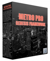 Metro Pro Genesis FrameWork Template with Personal Use Rights/Developers Rights