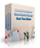 Blog Marketing  How Much Money Can You Make eBook with Private Label Rights