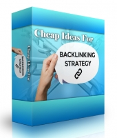 Cheap Ideas For Back Linking Strategies eBook with Private Label Rights