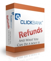 Clickbank Refunds And What You Can Do About It eBook with private label rights