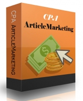 CPA Article Marketing eBook with Private Label Rights