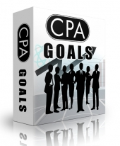 CPA Goals eBook with Private Label Rights