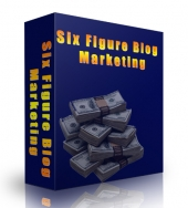 Six Figure Blog Marketing Audio with Private Label Rights