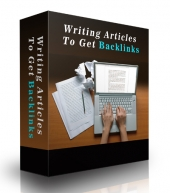 Writing Articles To Get Backlinks eBook with Private Label Rights