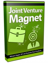Joint Venture Magnet eBook with Private Label Rights