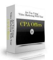 Are You Using Video Marketing With Your CPA Offers Audio with Private Label Rights
