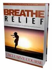 Breathe Relief eBook with Master Resell Rights/Giveaway Rights