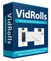 VidRolls WP Plugin eBook with Personal Use Rights