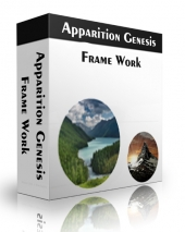 Apparition Genesis FrameWork Template with Personal Use Rights/Developers Rights