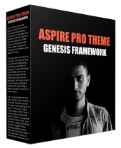 Aspire Pro Genesis FrameWork Template with Personal Use Rights/Developers Rights