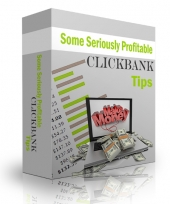 Some Seriously Profitable Clickbank Tips Audio with Private Label Rights