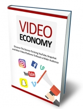 Video Economy eBook with Master Resell Rights/Giveaway Rights