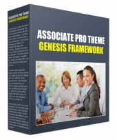 Associate Genesis FrameWork Template with Personal Use Rights/Developers Rights