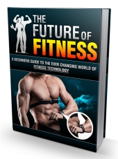 The Future Of Fitness eBook with private label rights