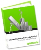 Internet Marketing Complete System eBook with Giveaway Rights
