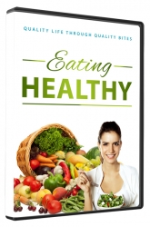 Eating Healthy Pro Video with Master Resell Rights