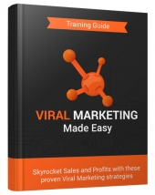 Viral Marketing Made Easy eBook with Personal Use Rights