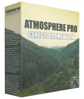 Atmosphere Pro Genesis FrameWork Template with Personal Use Rights/Developers Rights