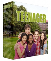 10 Teenagers Articles eBook with Private Label Rights