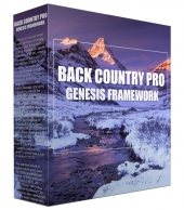Backcountry Genesis FrameWork Template with Personal Use Rights/Developers Rights