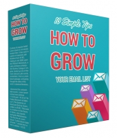 Growing An Email List Audio with Private Label Rights