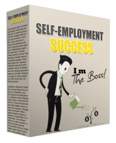 Self Employment Success Audio with private label rights
