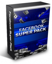 Facebook Super Pack Video with Resell Rights Only