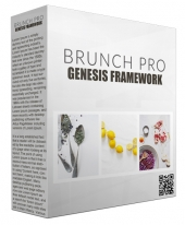 Brunch Pro Genesis FrameWork Template with Personal Use Rights/Developers Rights