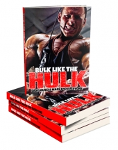 Bulk Like The Hulk eBook with private label rights