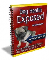 Dog Health Exposed eBook with Private Label Rights