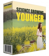 Science Growing Younger eBook with Personal Use Rights