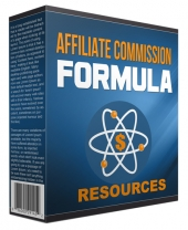 Affiliate Commission Formula eBook with Master Resell Rights