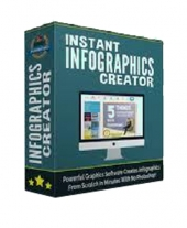Instant Infographics Creator Review Pack Video with Private Label Rights