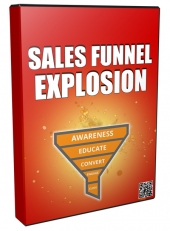 Sales Funnel Explosion Video with Master Resell Rights